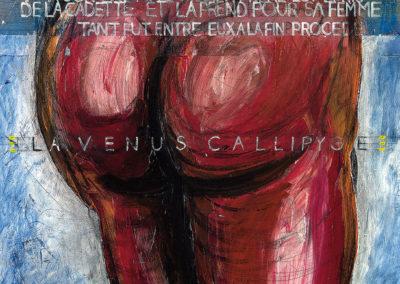 01-Vénus callipyge - 60 X 80cm
